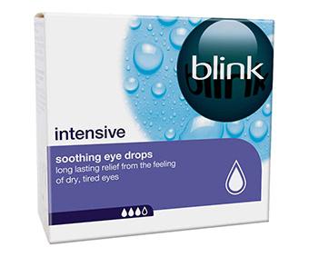 Blink Intensive Tears Monodosis