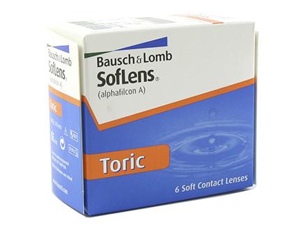 Soflens for Astigmatism (6 lentillas)