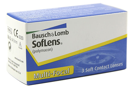 Soflens Multi-Focal (3 lentillas)