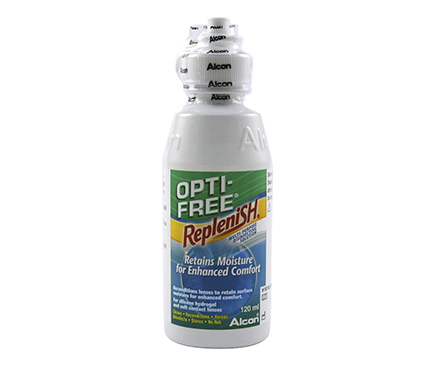 Opti-Free RepleniSH Travel Pack (300 ml)