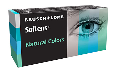 Soflens Natural Colors (2 lentillas)