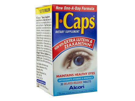 I-Caps (30 tablets)