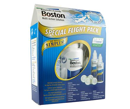 Boston Simplus Pack de viaje (2x60 ml)