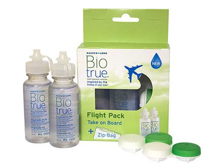 Biotrue Pack de viaje (2x60  ml)