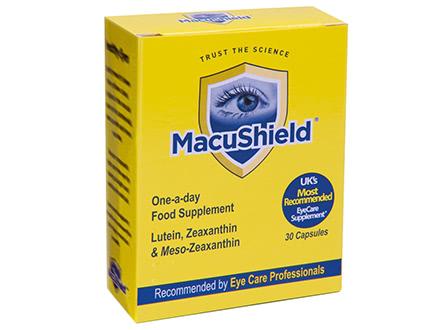 MacuShield (30 cápsulas)