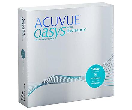 ACUVUE Oasys 1 Day (90 lentillas)