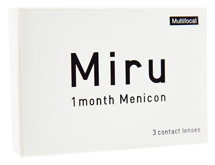 Miru 1month Multifocal (3 lentillas)