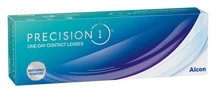 Precision 1 (30 lentillas)