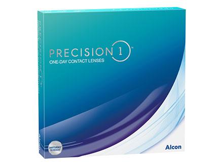 Precision 1 (90 lentillas)