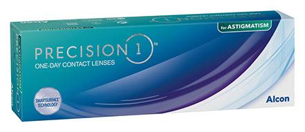 Precision 1 for Astigmatism (30 lentillas)
